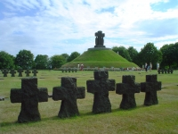Soldatenfriedhof La Cambe