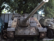 Sowjetischer Jagd-Panzer SU-100