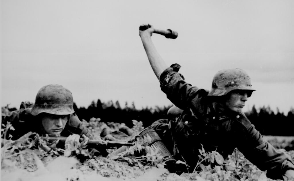 Deutsche Truppen in Russland 1941